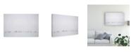 "Trademark Global Joshua Raif Floating Mirage Canvas Art - 20"" x 25"""
