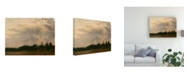 """Trademark Global Michael Budden Evenings Approach Canvas Art - 15"""" x 20"""""""