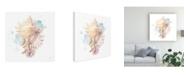 "Trademark Global James Wiens Salento Coast IV Canvas Art - 27"" x 33"""