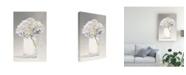 "Trademark Global James Wiens Tranquil Blossoms III Canvas Art - 15"" x 20"""
