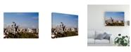 "Trademark Global Monte Nagler Seattle Cityscape Seattle Washington Color Canvas Art - 20"" x 25"""