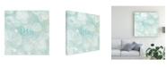 "Trademark Global Studio W Bubble Bath I Canvas Art - 27"" x 33"""