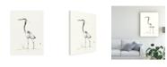 "Trademark Global Nan Rae Evening Watch II Canvas Art - 37"" x 49"""