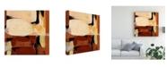 "Trademark Global Pablo Esteban Tuscan Industrial Paint 2 Canvas Art - 15.5"" x 21"""