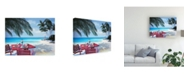 "Trademark Global Patrick Sullivan Island Faire Canvas Art - 15.5"" x 21"""