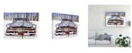 "Trademark Global Patrick Sullivan 54 Ford Canvas Art - 27"" x 33.5"""