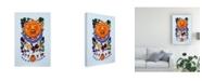 "Trademark Global Patricia A. Reed La Dolce Vita! Canvas Art - 27"" x 33.5"""