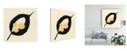 "Trademark Global Renee W. Stramel Mod Pod I Canvas Art - 15.5"" x 21"""