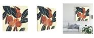 "Trademark Global Melissa Wang Kumquat I Canvas Art - 36.5"" x 48"""