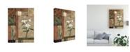 "Trademark Global Judi Bagnato Natures Bounty III Canvas Art - 36.5"" x 48"""