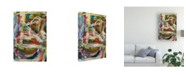 "Trademark Global Jodi Fuchs Rock Star II Canvas Art - 19.5"" x 26"""
