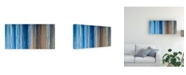 "Trademark Global Teodora Guererra Endless I Canvas Art - 36.5"" x 48"""
