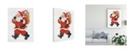 "Trademark Global Ethan Harper Seasonal Canvas Art - 19.5"" x 26"""