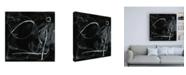 "Trademark Global Melissa Wang Erase II Canvas Art - 15.5"" x 21"""