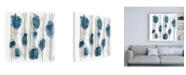 "Trademark Global June Erica Vess Insho VI Canvas Art - 15.5"" x 21"""