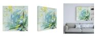 "Trademark Global Melissa Wang Summer Symphony IV Canvas Art - 36.5"" x 48"""