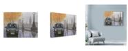 "Trademark Global Myles Sullivan Along the Thames Canvas Art - 20"" x 25"""