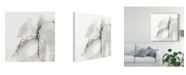 "Trademark Global June Erica Vess Monochrome Gestures I Canvas Art - 20"" x 25"""