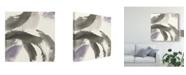 "Trademark Global Chris Paschke Amethyst Gesture II Canvas Art - 20"" x 25"""