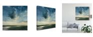 "Trademark Global Julia Purinton Coastal Sunrise Canvas Art - 15"" x 20"""