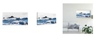 "Trademark Global June Erica Vess Sea Surface I Canvas Art - 20"" x 25"""