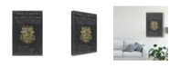 "Trademark Global Vision Studio Vintage Bookplate I Canvas Art - 15"" x 20"""
