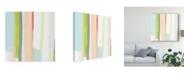 "Trademark Global June Erica Vess Litmus I Canvas Art - 15"" x 20"""