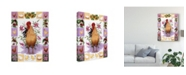 "Trademark Global Marcia Matcham Jack and Jill I Canvas Art - 15"" x 20"""