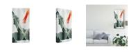 "Trademark Global Sisa Jasper Minimal Wave II Canvas Art - 20"" x 25"""