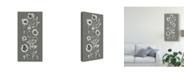 "Trademark Global Naomi Mccavitt Poppy Array II Canvas Art - 20"" x 25"""