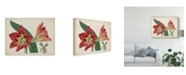 "Trademark Global Curtis Amaryllis Splendor I Canvas Art - 15"" x 20"""