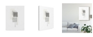 "Trademark Global June Erica Vess Block Print Composition IV Canvas Art - 20"" x 25"""