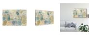 "Trademark Global Rob Delamater Sea Glass II Canvas Art - 20"" x 25"""