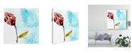 "Trademark Global Jennifer Goldberger Tropical Display II Canvas Art - 15"" x 20"""