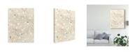 "Trademark Global June Erica Vess Pattern Intersect II Canvas Art - 20"" x 25"""