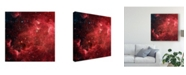 """Trademark Global Unknown Space Photography VII Canvas Art - 15"""" x 20"""""""