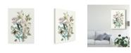 "Trademark Global Unknown British Butterflies III Canvas Art - 37"" x 49"""