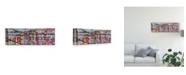 "Trademark Global Erin Mcgee Ferrell Urban Wires I Canvas Art - 37"" x 49"""