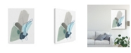 "Trademark Global June Erica Vess Coda I Canvas Art - 20"" x 25"""