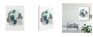 "Trademark Global June Erica Vess Coda IX Canvas Art - 20"" x 25"""