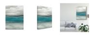 "Trademark Global June Erica Vess Storm Front I Canvas Art - 20"" x 25"""