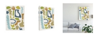 "Trademark Global Chariklia Zarris Swift II Canvas Art - 20"" x 25"""