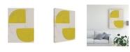"Trademark Global Chariklia Zarris Jet Pack I Canvas Art - 20"" x 25"""