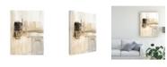 "Trademark Global Ethan Harper Electrical Grid I Canvas Art - 20"" x 25"""