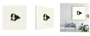 "Trademark Global Patsy Ducklow Gertie I Canvas Art - 15"" x 20"""