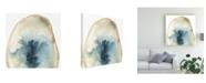 "Trademark Global June Erica Vess Cropped Geodes II Canvas Art - 15"" x 20"""
