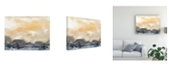 "Trademark Global Sharon Gordon Bay Wave II Canvas Art - 20"" x 25"""