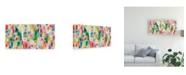 "Trademark Global Nikki Galapon Modern Vibe Canvas Art - 20"" x 25"""