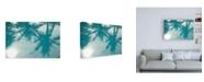 """Trademark Global PhotoINC Studio Tall Tree Shadow Canvas Art - 27"""" x 33.5"""""""