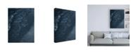 """Trademark Global Design Fabrikken Blue Beach Fabrikken Canvas Art - 19.5"""" x 26"""""""